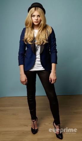 Look #04 - Chloe Moretz